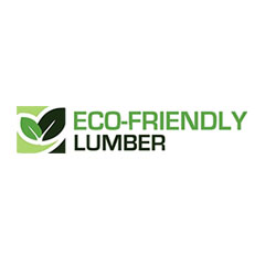 Eco-Friendly Lumber Logo