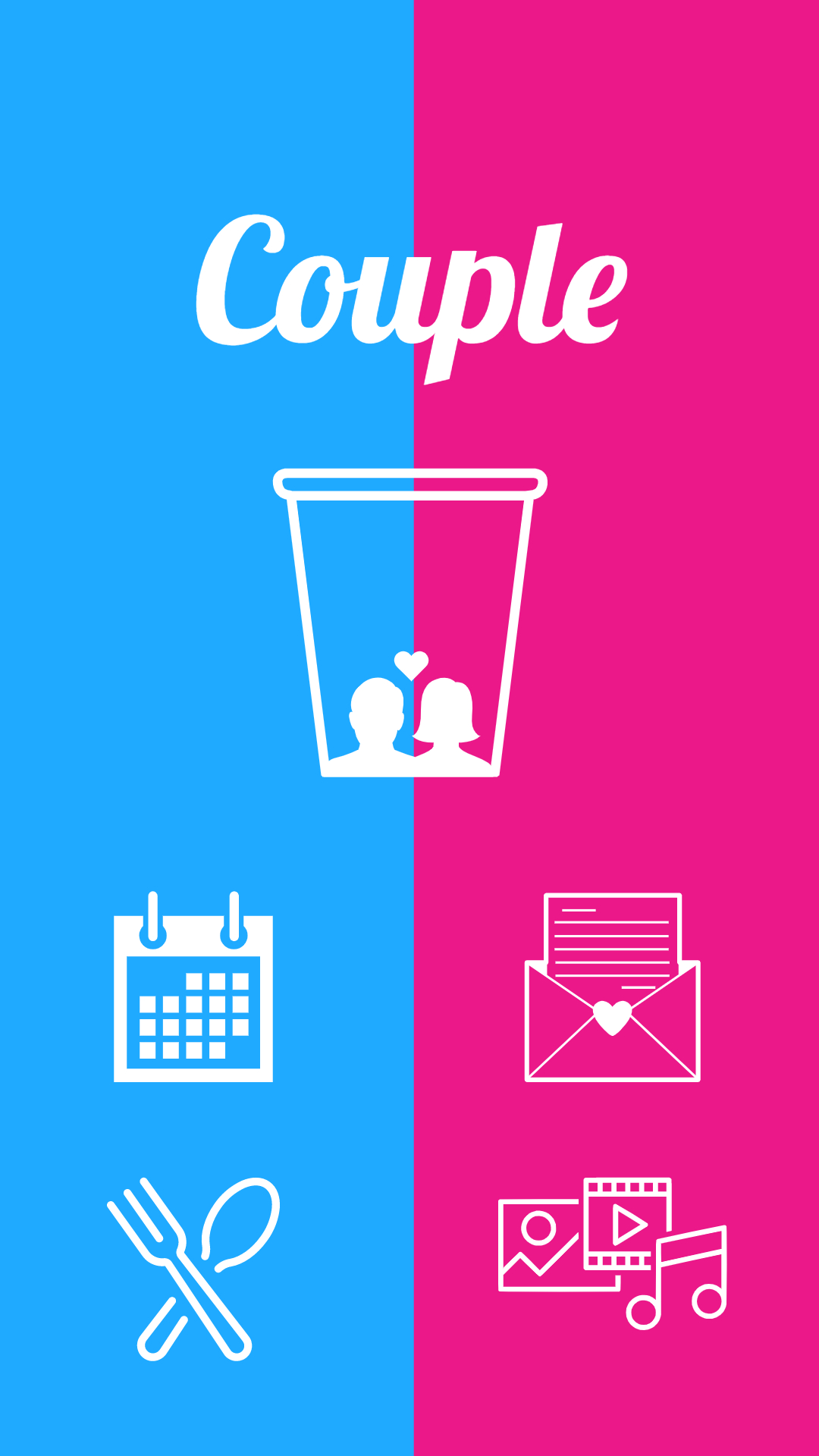 Couple App Logo