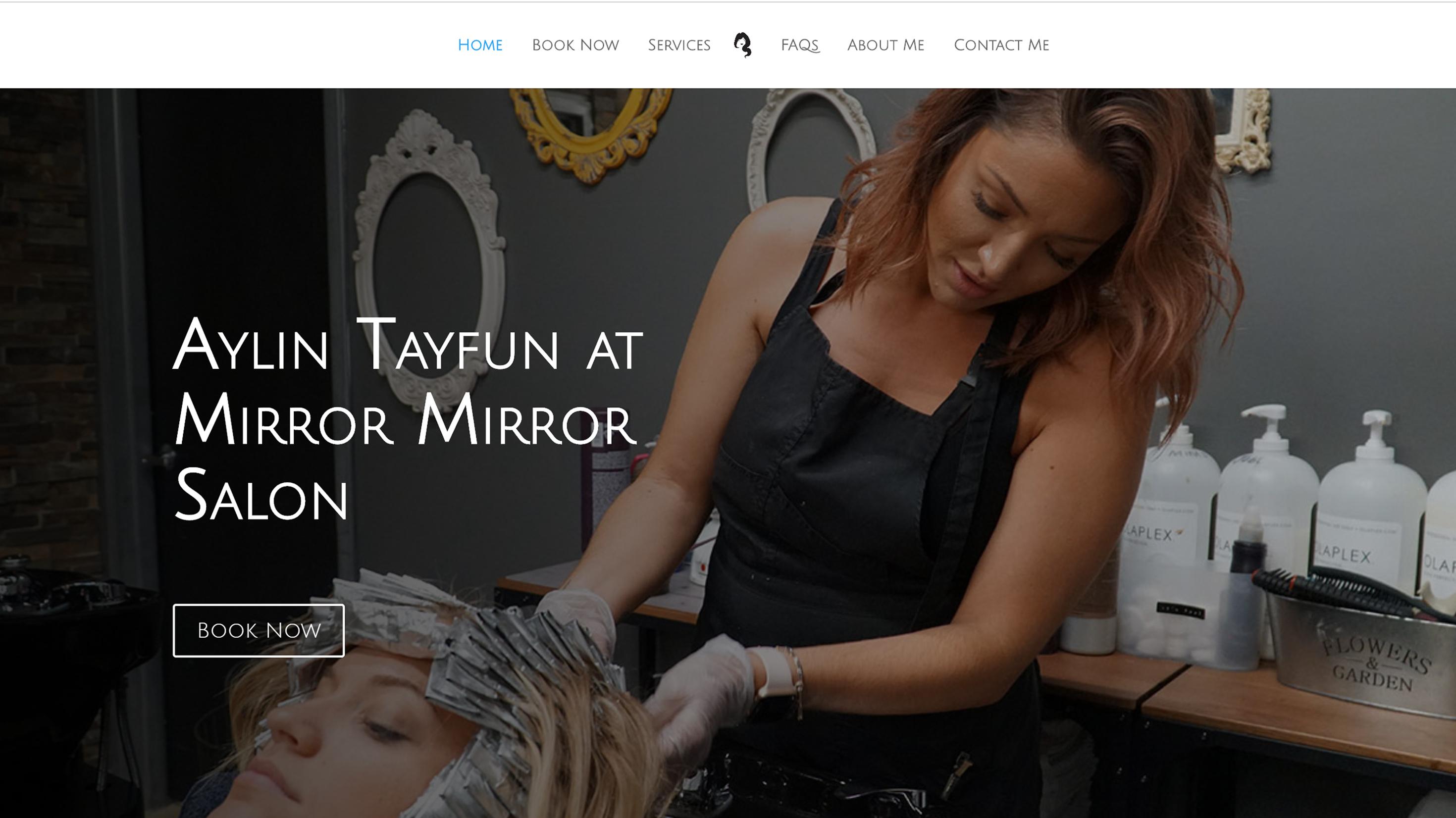Aylin Tayfun Website